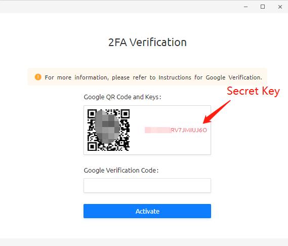 How to Bind Google 2FA – KuCoin Help Center